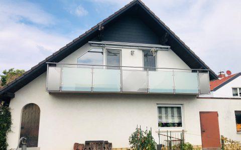 Trösch Edelstahl Balkone